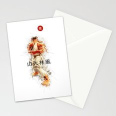 Street Fighter II - Ryu Stationery Cards