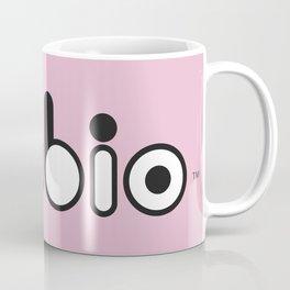 Oibbio Logo (Pink) Coffee Mug