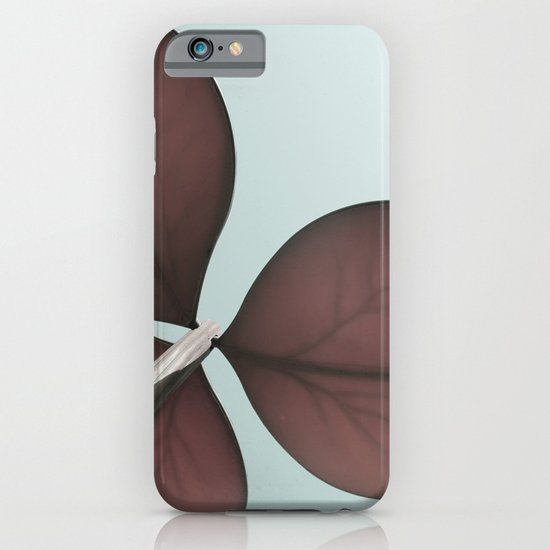 three leaf clover iPhone & iPod Case