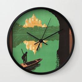 See India Wall Clock