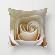 Yellow Roses #24 Throw Pillow