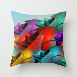 Holocronix Throw Pillow