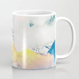 Dreaming Mountains Coffee Mug