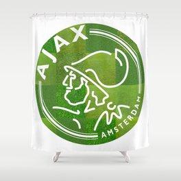 Football Club 01 Shower Curtain