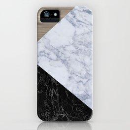 MARBLE REMIX iPhone Case