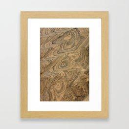 Sand [3] Framed Art Print