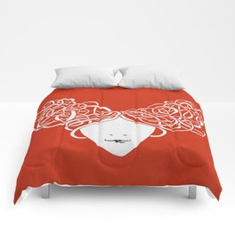Iconia Girls - Isabella Red Comforters