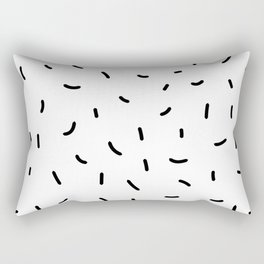 Liquorice Rectangular Pillow