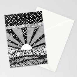 Roy Lichtenstein - Sunrise Stationery Cards