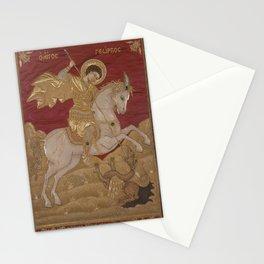 Agathe - Saint George the Dragonslayer (1729) Stationery Cards