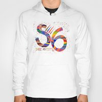 indie Hoodies featuring Indie Artists Society 6 by Shelly Penko
