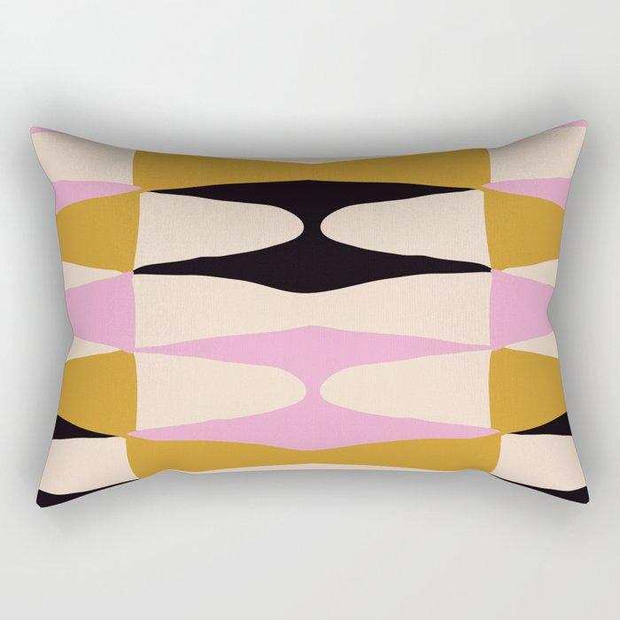 Zaha Dama Rectangular Pillow
