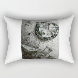 THE UPPER BIRTH - VICTORIAN GHOST STORIES Rectangular Pillow