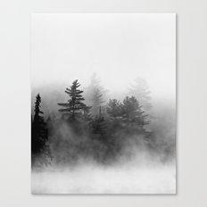 shrouded Canvas Print