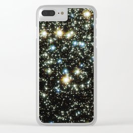 NGC 288 Clear iPhone Case