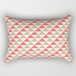 Winter Hoidays Pattern #11 Rectangular Pillow