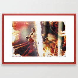 Decomp #2 Framed Art Print