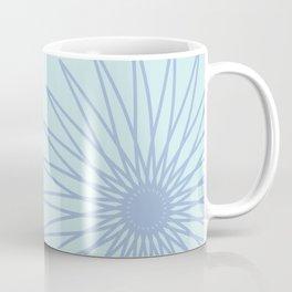 Sea Foam and Periwinkle Coffee Mug