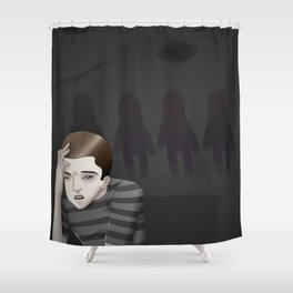 Play Off... Shower Curtain