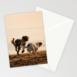 Dog by Marvin Rozendal Stationery Cards