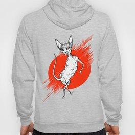 Sphynx Cat Hoody
