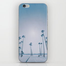 summer dissipation iPhone Skin