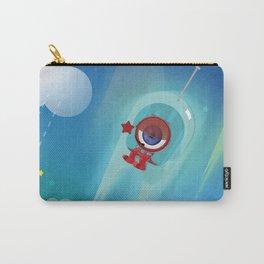The Eyez - Astronaut Carry-All Pouch