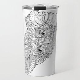 Jacked Chicken Travel Mug