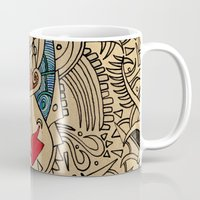 medieval Mugs featuring - medieval - by Magdalla Del Fresto