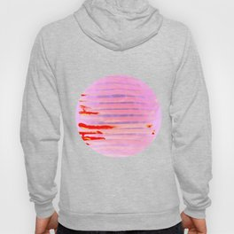 Pink Lava Lines Hoody