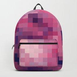 Femme Pink Pixels Backpack