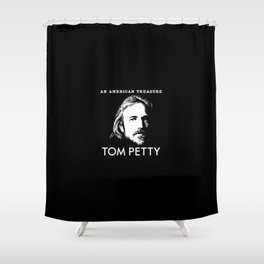 Petty Shower Curtain