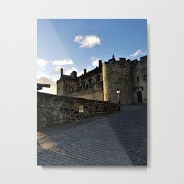 Stirling Castle 01 Metal Print