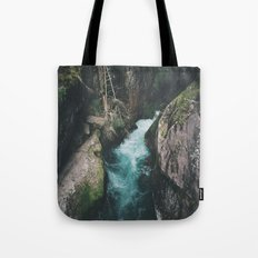 Avalanche Creek Tote Bag