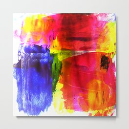 Joyful color Metal Print