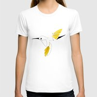 hummingbird T-shirts featuring Hummingbird by Steph Dillon