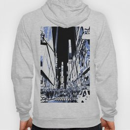 Times Square Art Hoody