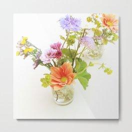 Flowers! Metal Print