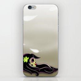 In the Wind - Day of the Dead Calaverita iPhone Skin