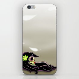 In the Wind - Day of the Dead Calaverita iPhone Skin
