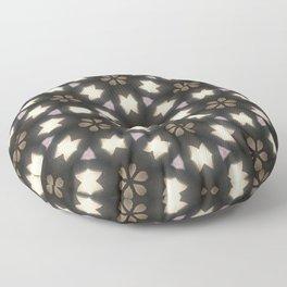 Kaleidoscope dreams Floor Pillow