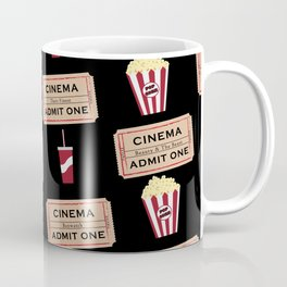 Let's Go to the Movie theatre Coffee Mug