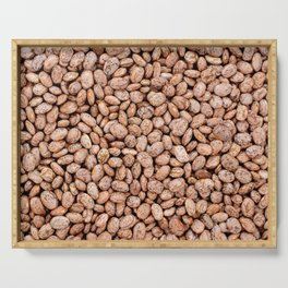 Pinto beans Serving Tray
