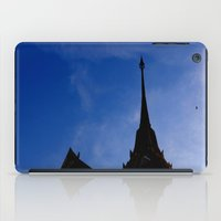 thailand iPad Cases featuring THAILAND by habish