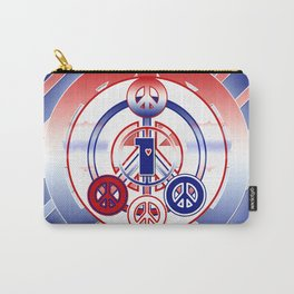 One Love (Patriot) Carry-All Pouch