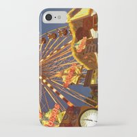 shadow of the colossus iPhone & iPod Cases featuring Colossus  by Benjamin Wilson