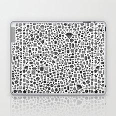 letter j - jewels Laptop & iPad Skin