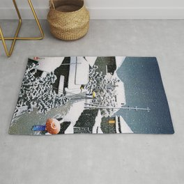 Snow At Daichi - Digital Remastered Edition Rug