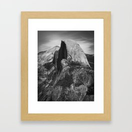 Half Dome - Yosemite Framed Art Print