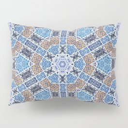 Portugues Tiles Pillow Sham